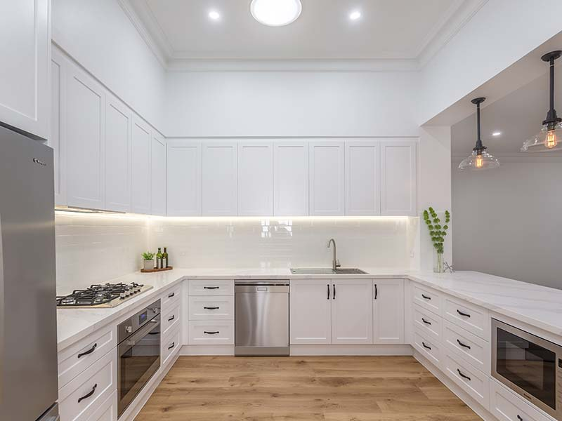 Largs Bay Kitchen Renovation