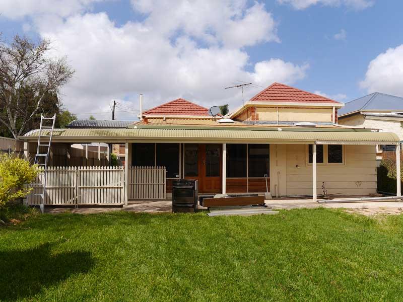 Home Renovation Prospect Before